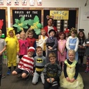 Favorite Book Character Day photo album